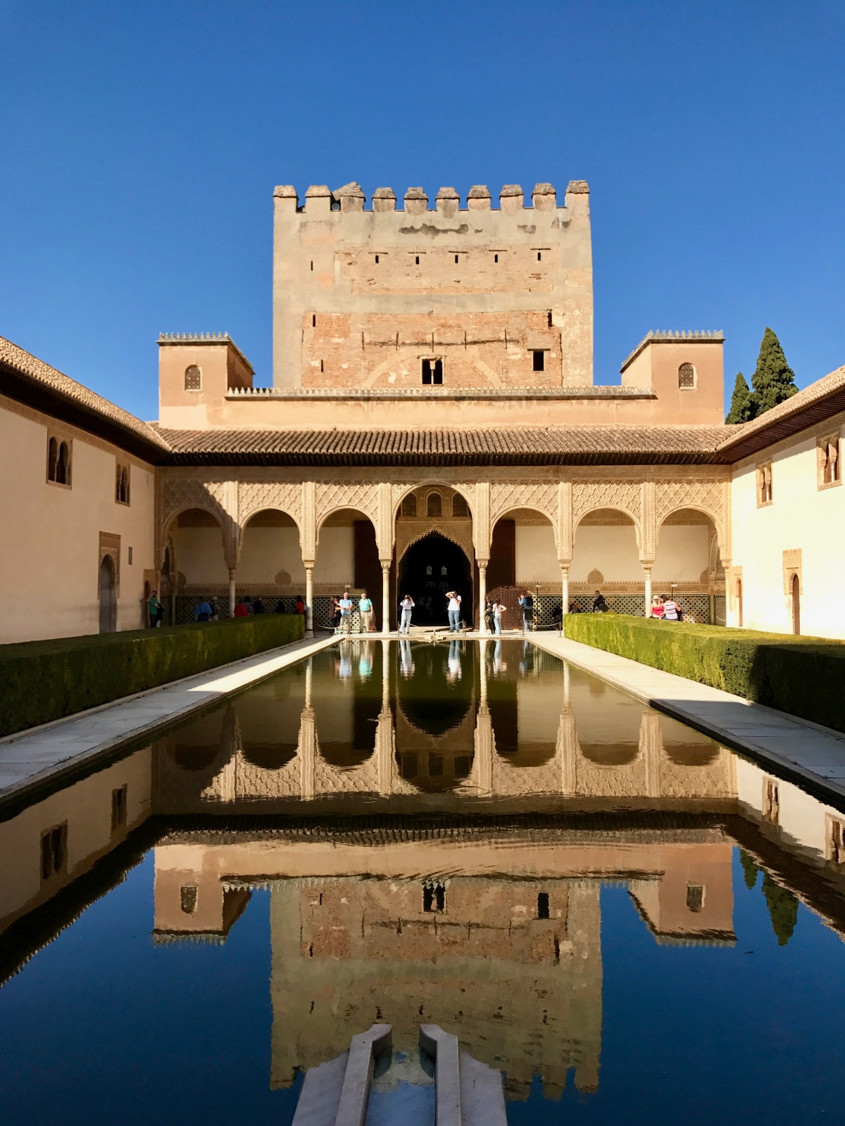 Alhambra // The Jewel of Granada